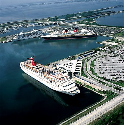 New port canaveral terminal to bring bigger cruise ships port canaveral transportation blog - Port canaveral cruise lines ...