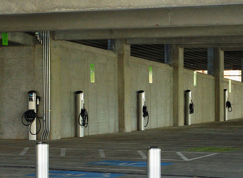 Port Canaveral To Add Charging Stations For Electric