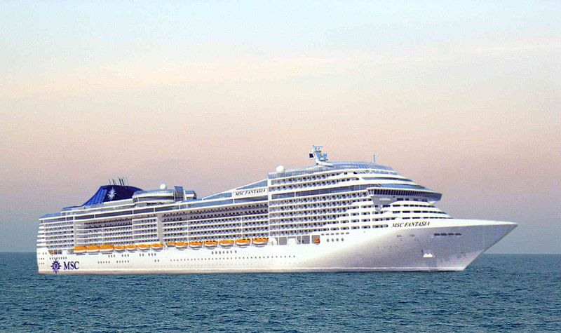 Travel port canaveral transportation blog for Msc meraviglia wikipedia