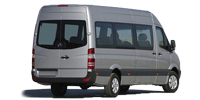 Orlando Mercedes Luxury Van