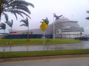 Dream at  Port Canaveral