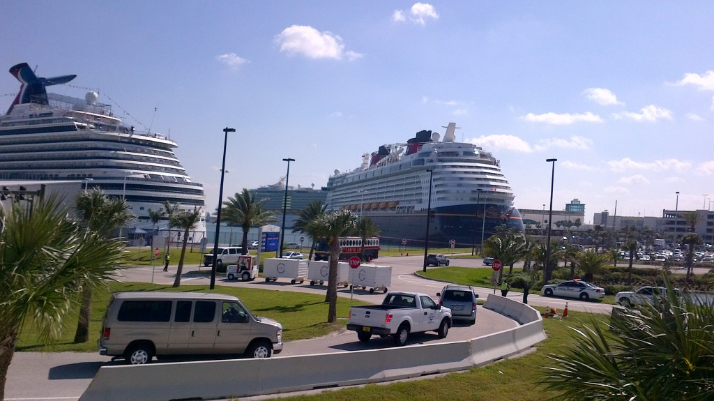 Carnival Dream and Disney Dream