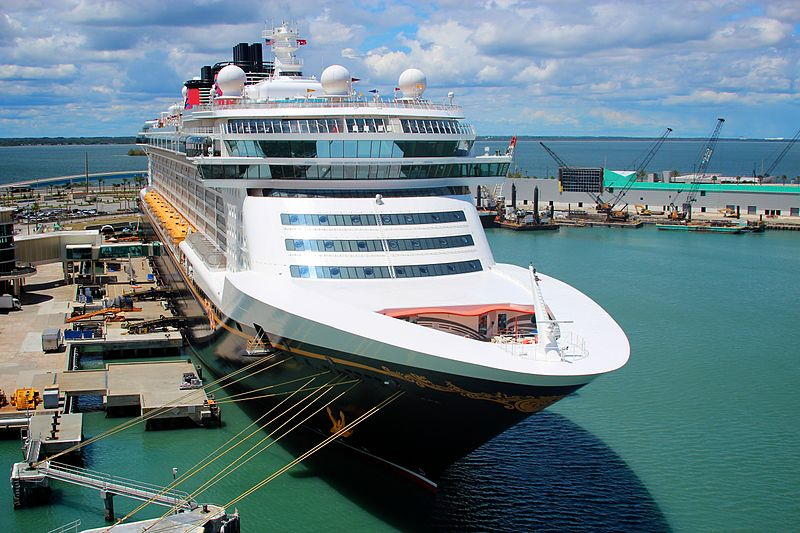 The New Cruise Terminal One Delayed | Port Canaveral Transportation Blog