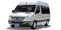 Port Canaveral Transportation Mercedes Luxury Van